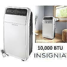 Insignia NS-AC10PWH8 10,000 BTU Portable Air Conditioner
