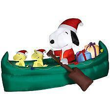 snoopy christmas decorations - Snoopy Christmas Decorations