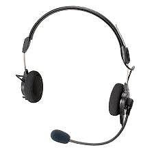 Pilot headset Telex Airman 750 Aviation headset