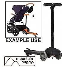 Black Free rider buggy board (scooter)