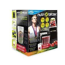 Nutri Blitzer: Nutrition Extractor Superfood Smoothie and Juice Blender