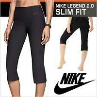 Women's Nike Dri Fit capri pants (XS/S)