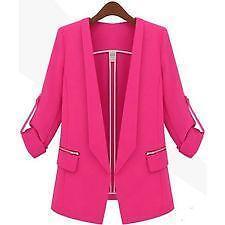 Pink Blazer | eBay