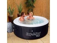 Lay Z Hot Tub Spa Miami New Boxed Unopened