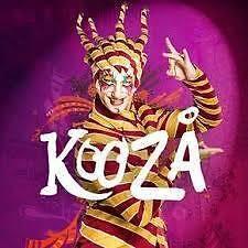 Cirque Du Soleil - Kooza The Basin Knox Area Preview