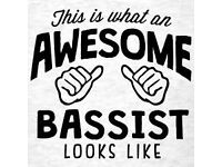 Calling all awesome Bassists!
