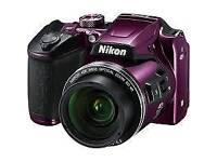 Nikon b500 plum