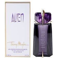 THIERRY MUGLER 'ALIEN' FRAGRANCE FOR LADIES, NEW-BOXED-SEALED, COLLECTION/DELIVERY. TEL.07803366789