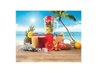 Party Mix Cocktail Blender **BRAND NEW*