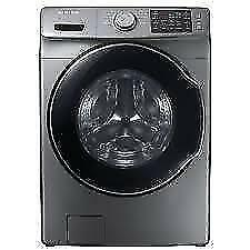 SAMSUNG FRONT LOAD 5.2 CUF FULL SIZE WASHING MACHINE.  BRAND NEW WITH WARRANTY.  SUPER SALE. $649.00  NO TAX
