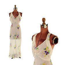 Vintage Silk Nightgown 46cbb2d96
