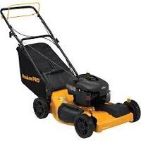 Like new poulan pro mulching self propelled mower will deliver