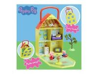 New in box Peppa,s Home and Garden Playset