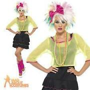 Ladies 80s Fancy Dress