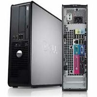 DELL Optiplex 760 USFF 3.0ghz  4gb ordinateur  computer 75$