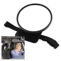BABY CAR  LARGE REAR VIEW MIRROR