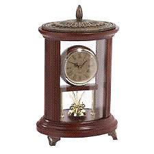 Bombay Mini Grandfather clock brand new price tags still on