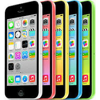 BRAND NEW OR GEMTLY USED IPHONE 5C ALL COLOURS 8/16/32GB