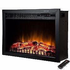 "Southern Enterprises Infrared Electric Firebox- Standard 23"" FA532300TX NEW"