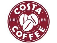 FULL TIME STAFF NEEDED FOR COSTA COFFEE DRIVE THRU LEAMINGTON SPA
