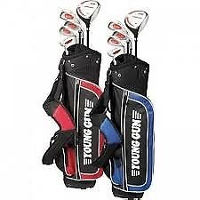 Young guns set of golf clubs & bag (Young Guns Golf Set)