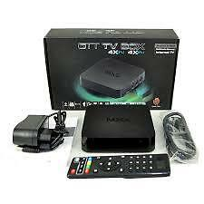 Newest and best Fully loaded android tv box