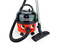 Good condition Henry Vaccum Cleaner + 10 Extra bags