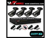 hq cctv kit system camera