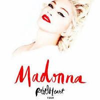 MADONNA REBEL HEART TOUR TICKETS: AMAZING VIEW