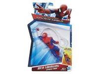 BRAND NEW Swinging Sling Shot Spider Man, Ideal Stocking Filler