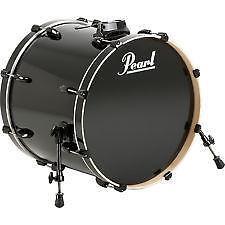 18 bass drum ebay. Black Bedroom Furniture Sets. Home Design Ideas