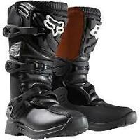 Wanted size 9-9.5 good used dirt bike boots