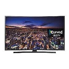 "Samsung 65"" curved 4k smart LEDTv wi-fi No offers"
