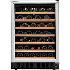 Frigidaire 42 Bottle Wine Cooler FGWC5233TS at Best Price (BD-2265)