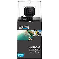 GOPRO HERO4 SESSION WATERPROOF ACTION CAMERA BRAND NEW $399