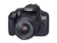 Canon EOS 1300D + 18-55mm III Lens BRAND NEW