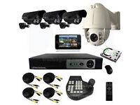 ptz camera cctv camera system ptz x 1 plus 2 cameras