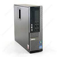 Dell Optiplex 790 SFF Core i3-2100 (2 gen) 4g/250g/Win7 Pro COA