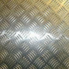 WANTED : looking for a sheet of aluminium 5 bar checkerplate  2mm or 3mm thick