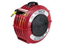 Macnaught retracta hose AR100R, new in box.also have a new one unbowed, that I will sell for £180