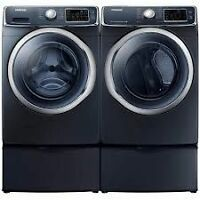 SPRING SALE FRONT LOAD SAMSUNG LG WASHER DRYER LAUNDRY SALE