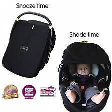 Snoozeshade carseat/buggy sun cover
