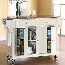 Wanted to buy kitchen trolley / Island bench Dynnyrne Hobart City Preview