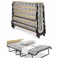 JayBe small double folding guest bed