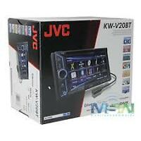 JVC, Bluetooth, DVD DCA IPOD, IPHONE ...,Garante un ans