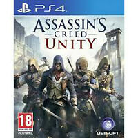 BRAND NEW PS4 Game - Assassins Creed Unity