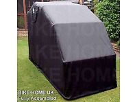 portable ride through bike ..shed / cover