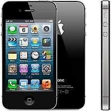 Iphone 4s 8gb Black (Unlocked) Smartphone in good condition