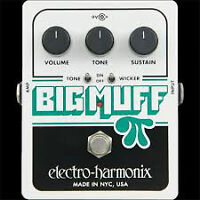 MUST GO TODAY!! 50$ Big Muff PI Fuzz Pedal