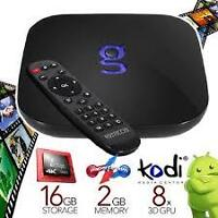 G box-Q movie/show streaming device